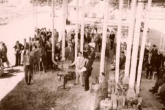 AKD Opening Ceremony - 1955