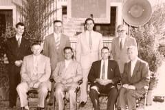 AKD Board  - 1955