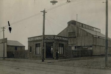 1906 Preston Timber Yard