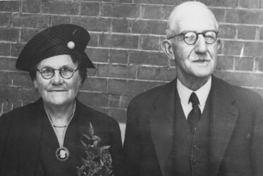 c.1940 Emily Edith and WJ Inglis