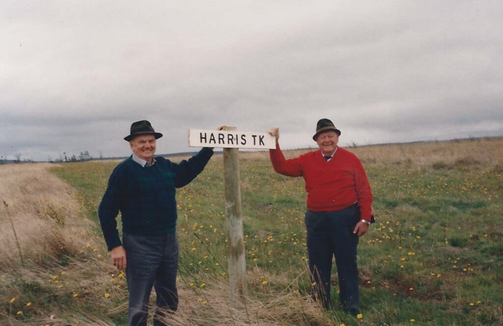 1978. The Harris Track, AKD Colac